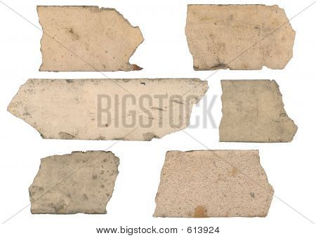 Grungy Bricks Fragments Pack