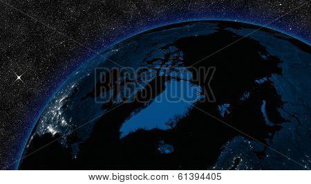 Night In Arctic
