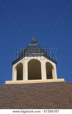 Cupola on Building Roof