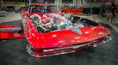 1963 Chevrolet (Chevy) Corvette Interpretation