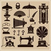 picture of inkwells  - Design Elements  - JPG