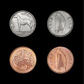 pic of xx  - Set of coins of Ireland  - JPG