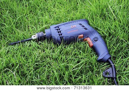 Drills Lawn.