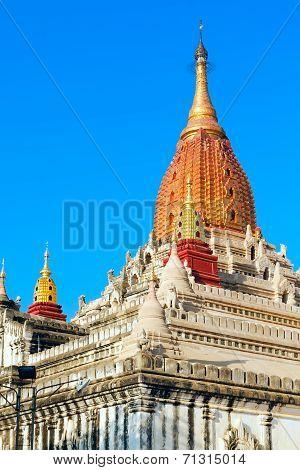 Ananda Phaya. Bagan. Myanmar