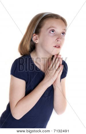 Prayer Girl