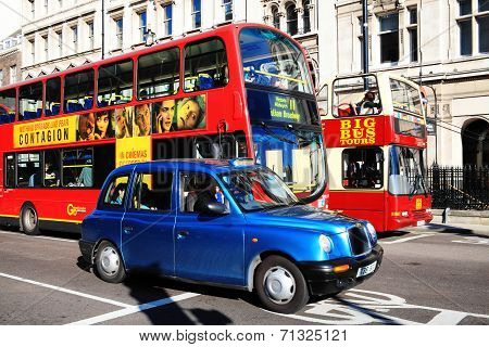 Public transport in London