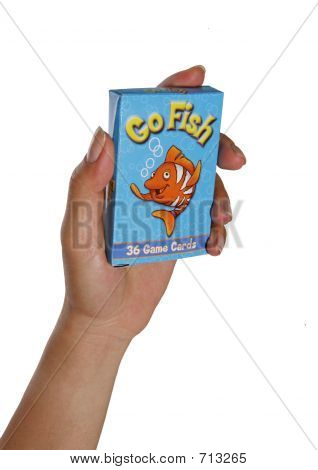Generic Go Fish Card Pack