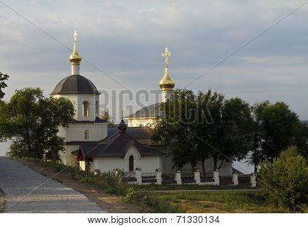 Sviyazhsk Church Of Saints Constantine And Helen