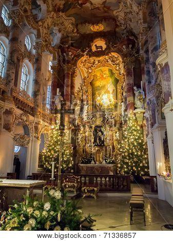 Wieskirche Altar