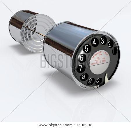 Telefon können