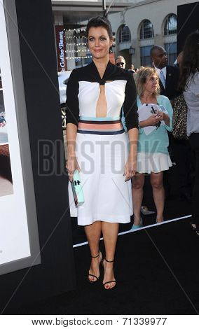 LOS ANGELES - AUG 20:  Bellamy Young arrives to the 'If I Stay' Hollywood Premiere  on August 20, 2014 in Hollywood, CA