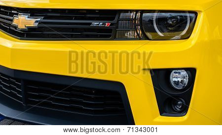 2014 Chevy Camaro Zl1