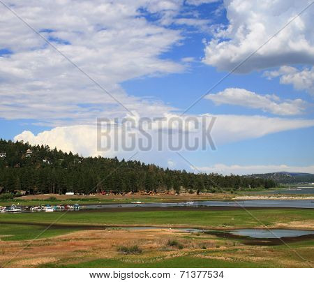 Big Bear wetlands