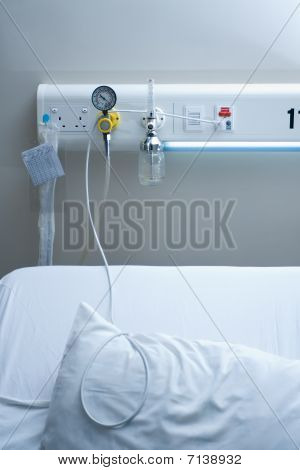 Inpatient Bed In Hospital