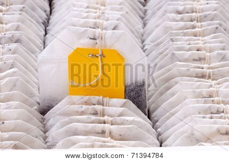 Tea Bag In The Package