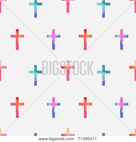 Cross pattern