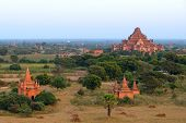 pic of tabernacle  - Stupas And Pagodas Of Bagan Ancient. Myanmar