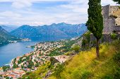 picture of yugoslavia  - The fortress of St John contains many viewpoints for the best overview of the old town coastline and all Kotor bay Kotor Montenegro - JPG