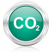 pic of carbon-dioxide  - carbon dioxide internet icon - JPG