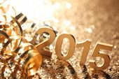 stock photo of cheer up  - New year decoration - JPG