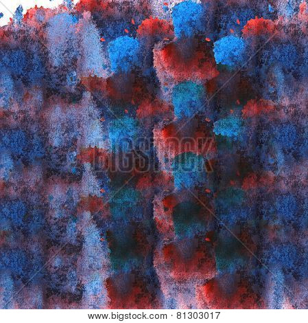 modern art avant-guard texture background wallpaper blue, red vi