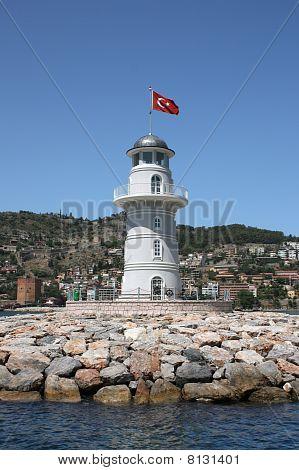 Alanya  Beacon