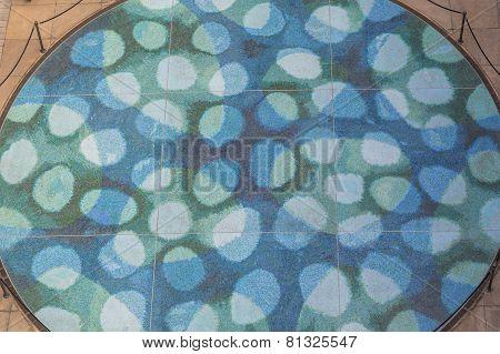 Exterior Mosaic