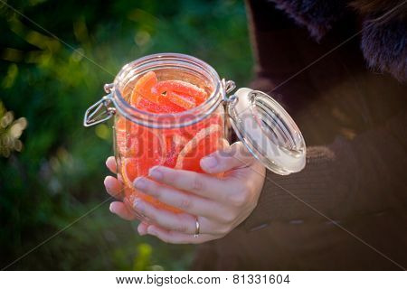 Marmalades In The Jar