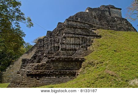 Mundo Perdido - Lost World, Tikal Peten