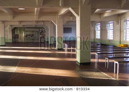 Alcatraz Dining Area