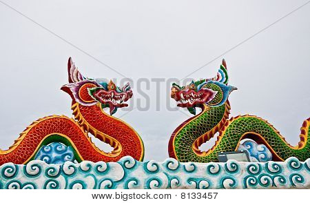 The pair of Dragon