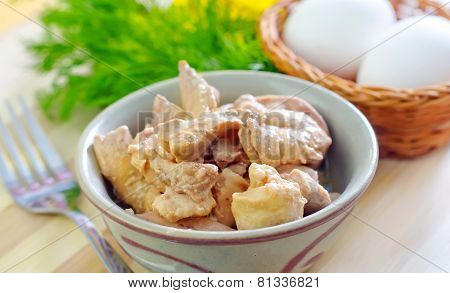 liver of cod