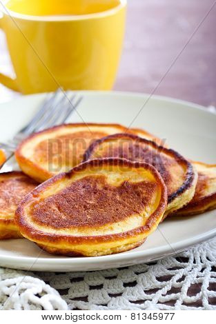 Applesauce Thin Pancake