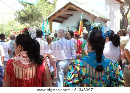 Street festival, Marbella.