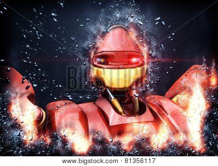 Fantastic Robot