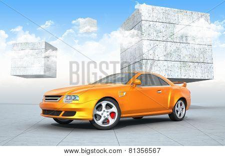 Sport Car Presetation