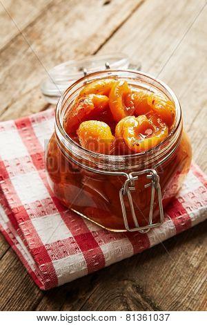 Tasty Apricot Jam