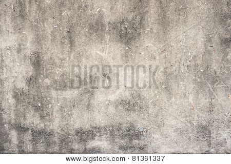 Cracked Concrete ,vintage Wall Background