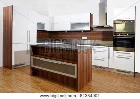 Wiev To Big Kitchen