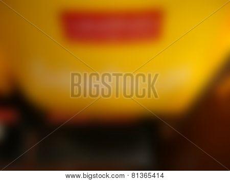 Blur Ceiling boat