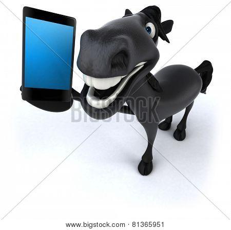 Fun horse
