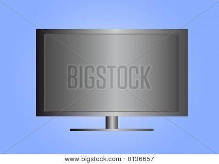 televisión de pantalla plana
