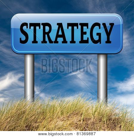 strategy for business and marketing used method and market plan