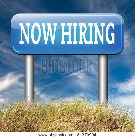 now hiring job search jobs vacancy and advert