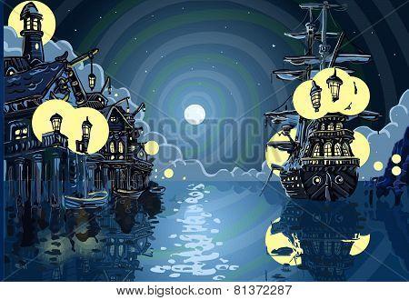 Adventure Island - Pirates Cove Bay
