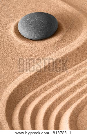 Zen Stone Background