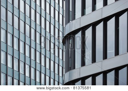 Detail Of The Potsdamer Platz