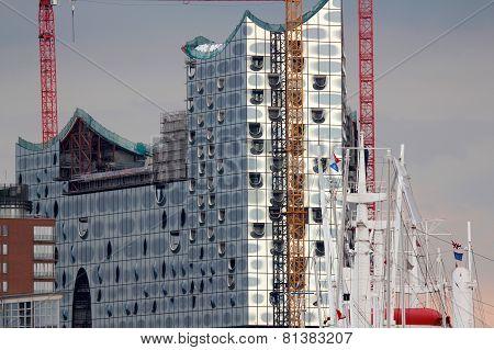 concert hall Elbphilharmonie