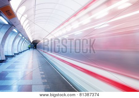 Subway Motion Picture