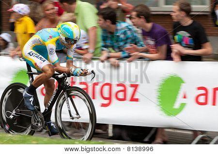 Tour De France 2010. Prologue